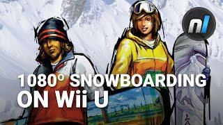 1080º Snowboarding on Wii U Virtual Console Gameplay