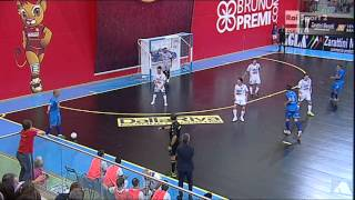 Calcio a 5 - serie a 2013/14 - playoff - finale gara 2 - luparense vs acqua&sapone