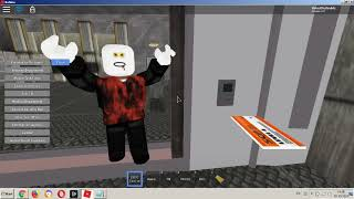 Roblox Site-61 SCP'S showcase (KETER) part 1