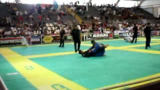 Alex Aparecido - campeonato brasileiro cbjj 2010