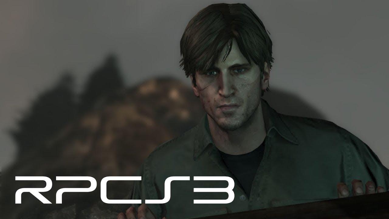 RPCS3 - Silent Hill: Downpour - hmong video