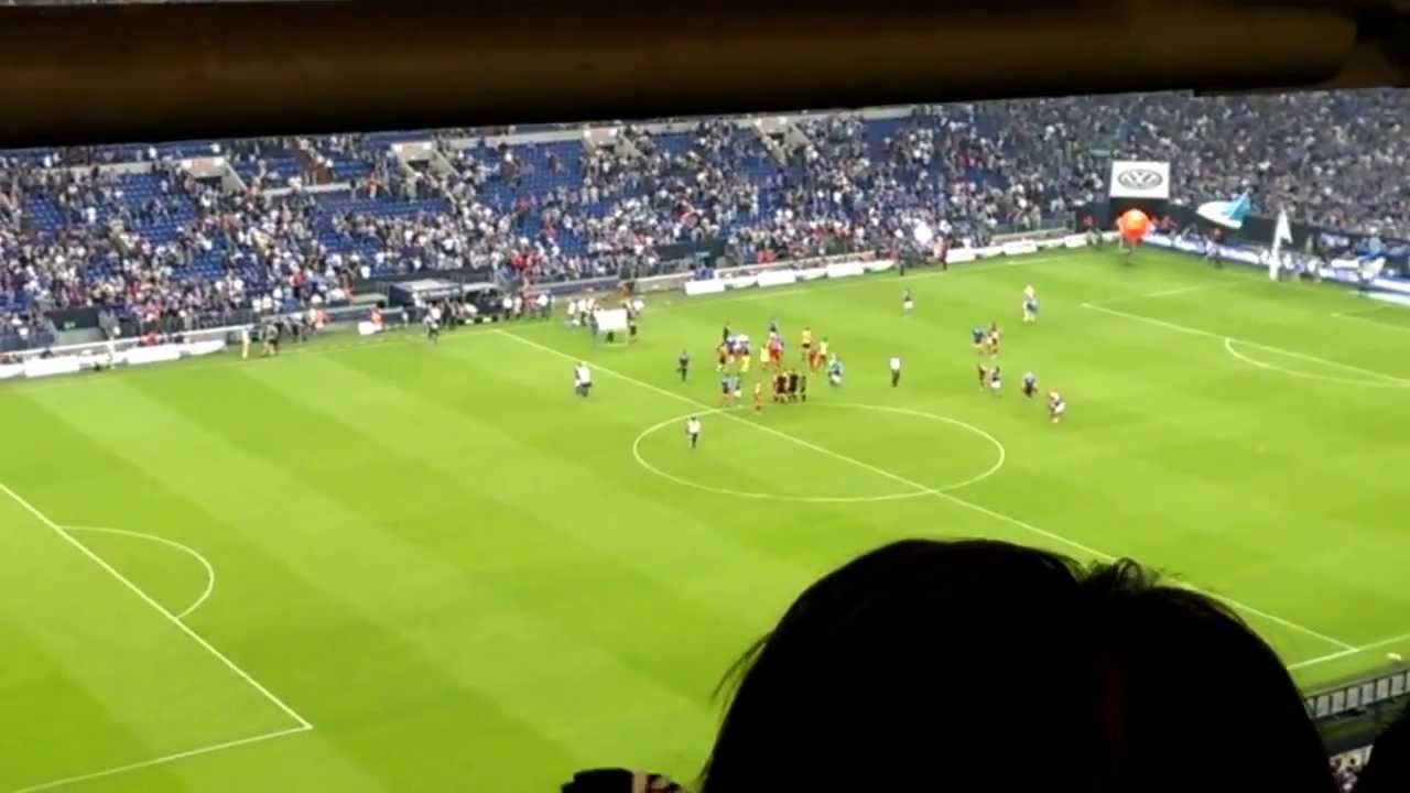 Schalke Gegen Hamburg 2021