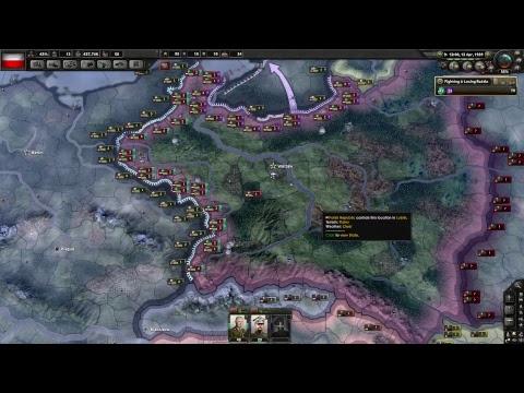 Defending Poland HOI4