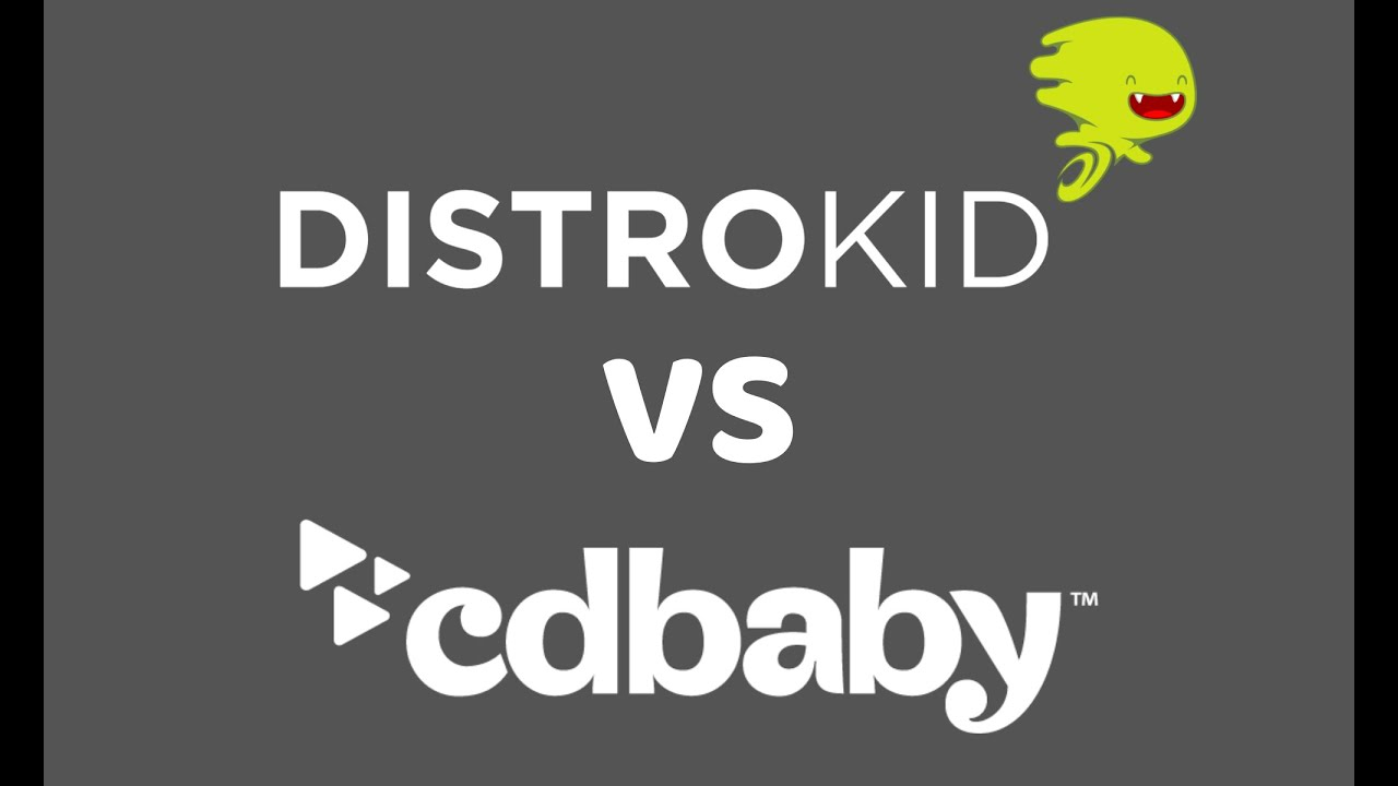 Distribucion Digital - Cd Baby Vs Distrokid - Analisis