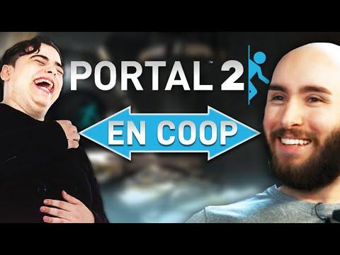 Vidéo d'Alderiate : [FR] PORTAL 2 - EN COOP AVEC KRAMEL