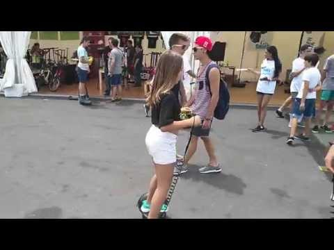 Go Smart Extreme Barcelona 2015 Rent Electric scooter, Hoverboard, Segway Barceloneta Rental