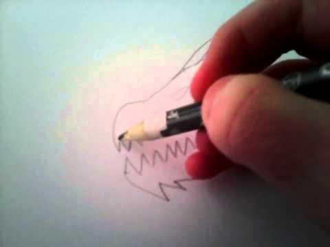 Hoe te tekenen - Draak - 1 from YouTube · Duration:  5 minutes 4 seconds