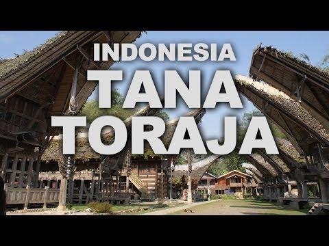 Tana Toraja: Unique Culture and Stunning Scenery
