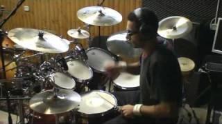 Creed - Rain - Drum Cover By Andrea Mattia