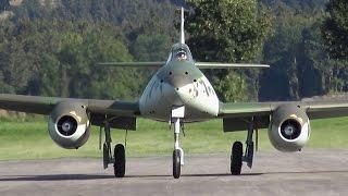 1/4 Scale Rc Messerschmitt Me-262