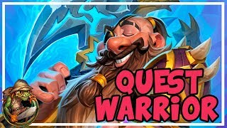 Hearthstone - Quest Warrior (Season 45)