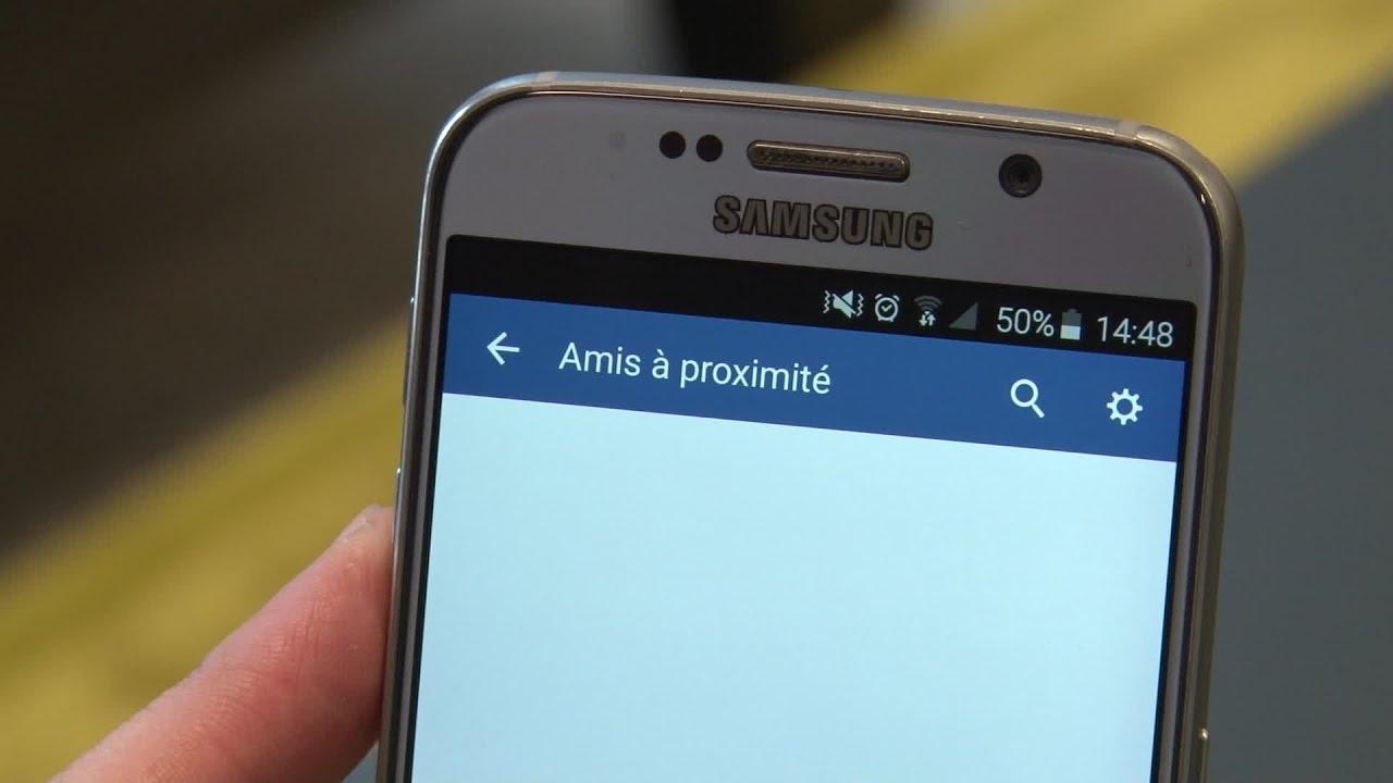 comment localiser un portable par facebook