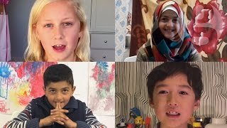 Kids, refugees, questions: 'What is it like to have no home?'