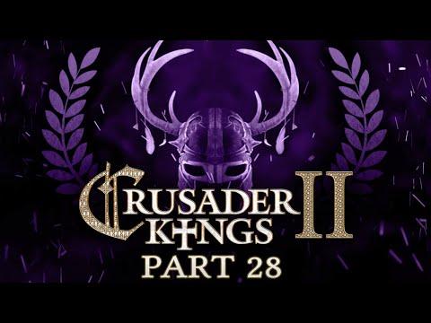 Crusader Kings 2 - Part 28 - Tricks Of The Raid