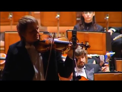 Tchaikovsky Violin Concerto. Maxim Kosinov, violin, Young Chil Lee, Sofia Philharmonic