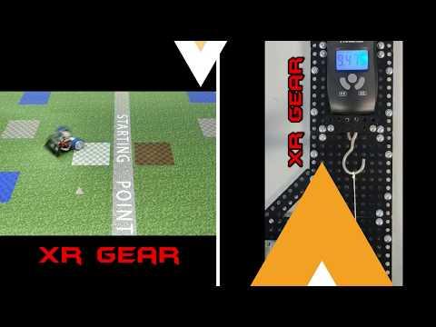 The Planetary Gear Motor- XR GEAR