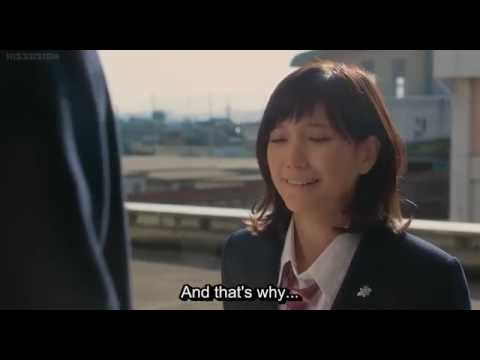 Ao Haru Ride Kou Hug Yoshioka Scene
