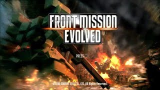 Foxxy Reviews: Front Mission Evolved