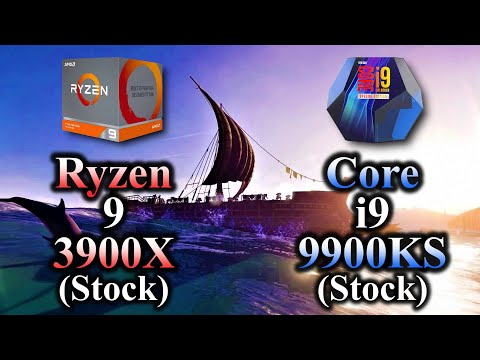 Ryzen 9 3900X vs Core i9 9900KS | PC Gaming Benchmark Test in 1080p and 1440p