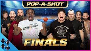 POP-A-SHOT TOURNAMENT: FINALS! - BARON CORBIN vs. AUSTIN CREED