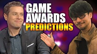 The Game Awards 2017 - New Games, Final Predictions & Who Will Win GOTY?