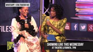 Nze Sigoba Musajja Buli Kika Sikizira Leila Kachapizo Justine Nantume Comedy Files New Video