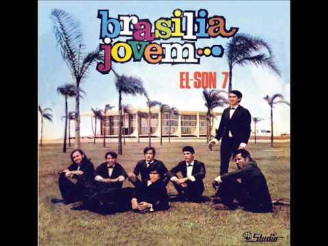 EL SON 7 - BRASÍLIA JOVEM - ÁLBUM - 1969