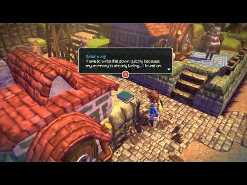 Oceanhorn Monster Of Uncharted Seas How To Go To Whisper Island Walkthrough (PC/iOS) [HD]