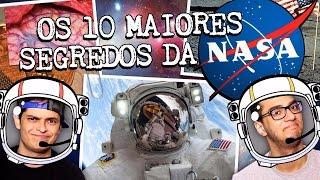 OS 10 MAIORES SEGREDOS DA NASA thumbnail
