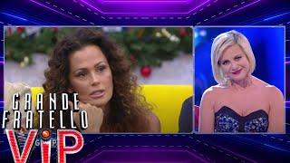 Grande Fratello Vip - Antonella Elia contro Samantha De Grenet