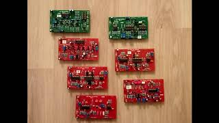 SYNTHR3 introduction: Choice of 2 filters removables ... between 7 !