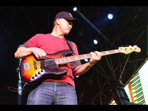 Gary Sinise & The Lt. Dan Band at Fremont Street Las Vegas