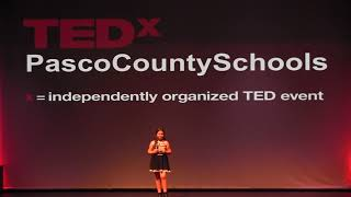 The Triumph and Tragedy of Abraham Lincoln | Alexis Bivens | TEDxPascoCountySchools