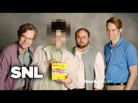 Rosetta Stone - SNL
