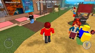 Booga Booga! And Murder Mystery X (ROBLOX gameplay) with my friend Jed!!!!!