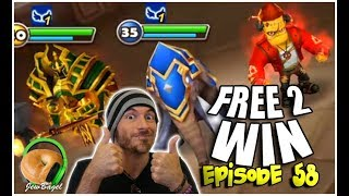 SUMMONERS WAR : FREE-2-WIN - Episode 58 - Copper/Bulldozer/Talc GWO