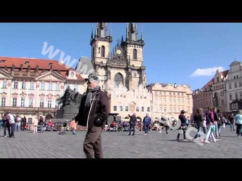ČR - Praha - lidé - herec - Milan Kňažko