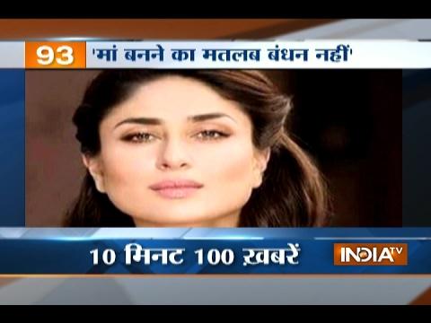 News 100 | 15th February, 2017 - India TV