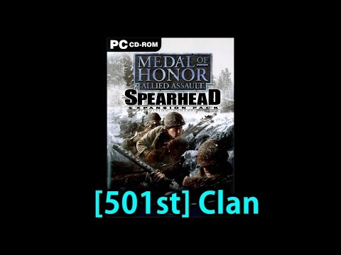 [501st] Clan |Medal of Honor 2006|