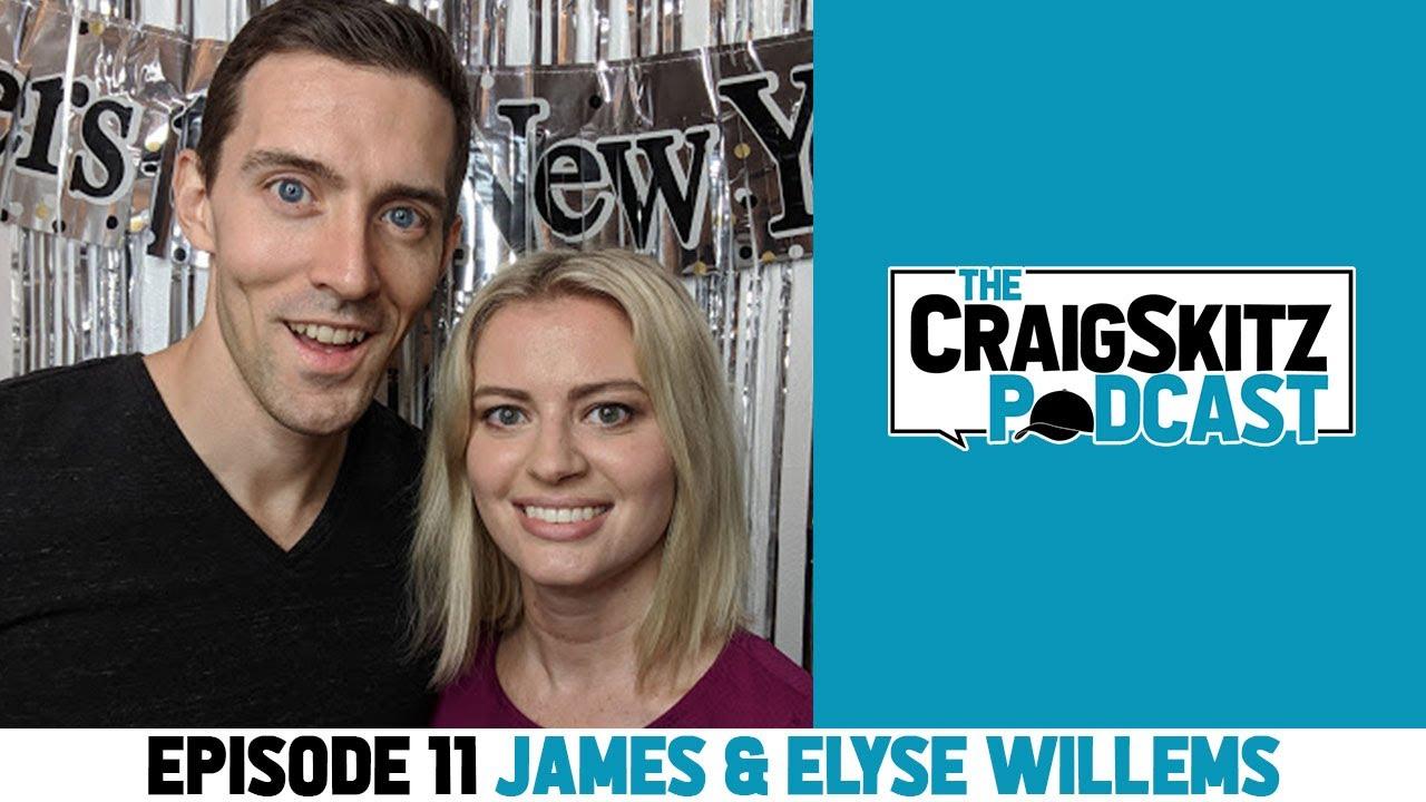 James & Elyse Should Be Gaming's Power Couple | CraigSkitz Podcast Episode 11