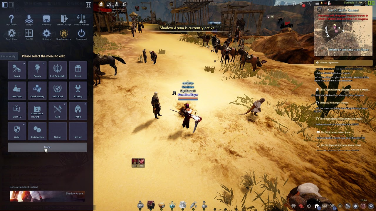 Black Desert Online : How to Setup Boss Notification System!