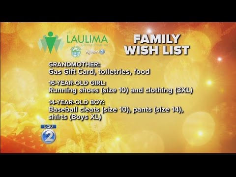 Laulima Woman Grandchildren Cope With Emotional Loss Financial