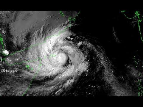 [Oman] Cyclone Mekunu Update - 17:00 GST, May 23 2018