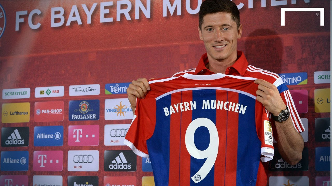 the latest e8807 e9238 Lewandowski - Bayern is a 'step up in class' from Dortmund
