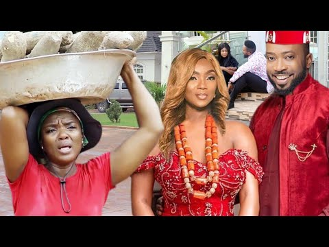 FROM POVERTY TO A BILLIONAIRES HOUSEWIFE Complete Season Fredrick Leonard 2020 Latest Movie