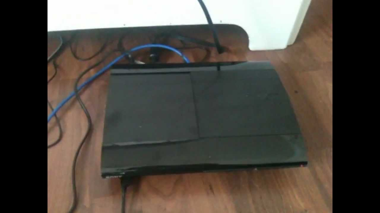 Does The Ps3 Super Slim Play Ps2 Game Youtube