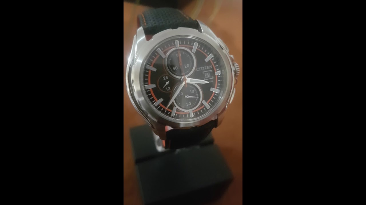 f7a89db8c7af Reloj Citizen Eco Drive B612 Caballero - YouTube