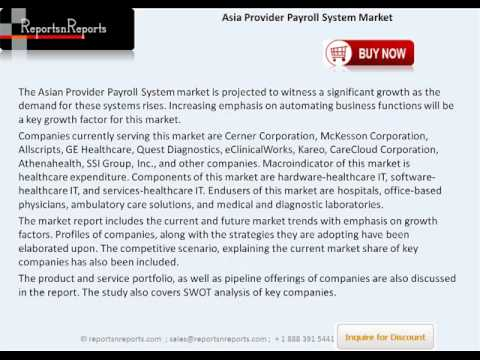 Provider Payroll System Industry in Asia – Future Trends & Growth Factors