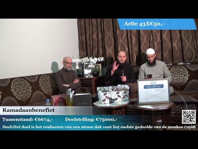 Ramadanbenefiet Dag-1
