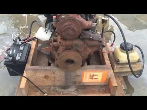 Continental TMD27 military Surplus Diesel Engine